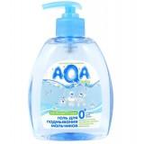 Гель для подмывания мальчиков AQA baby