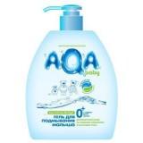 Гель для подмывания малыша AQA baby