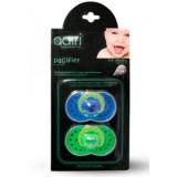 Ортодонтическая пустышка Adiri Heart Pac