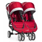 Коляска для двойни Baby Jogger City Mini