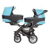 Коляска для двойни BabyActive Twinni 2 в