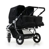 Коляска Bumbleride Indie Twin Carrycot 2
