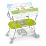 Пеленальный столик с ванночкой Cam Nuvol