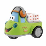 Весёлый грузовичок Chicco Развозчик пицц