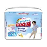 Подгузники-трусики GooN XXL для мальчико