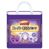 Подгузники-трусики GooN Super BIG XXL 15