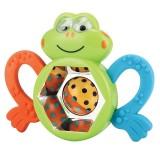 Погремушка-прорезыватель Happy Baby Frog