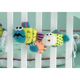 Комплект игрушек на детскую кроватку Pap