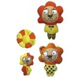 Комплект игрушек для комода Papaloni Льв