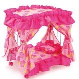 Кроватка для кукол Мелобо (9350)