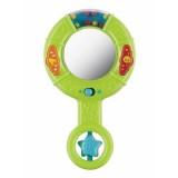 Погремушка-зеркальце Happy Baby Look&Fun