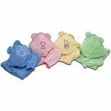 Комплект полотенце-уголок и рукавичка То