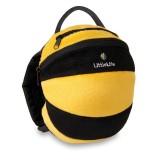 Рюкзак с поводком LittleLife Пчелка