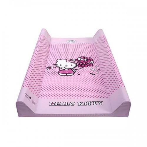 Пеленальная доска Maltex Hello Kitty с мягким основанием