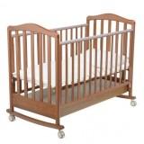 Кроватка-качалка Papaloni Винни (120x60