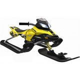 Снегокат Snow Moto Ski Doo Yellow DT 350