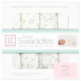 Набор муслиновых пеленок  SwaddleDesigns