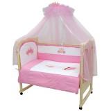 Комплект в кроватку Топотушки Моя принце