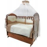 Комплект в кроватку Топотушки Карамелька