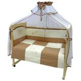 Комплект в кроватку Топотушки До-Ре-Ми (