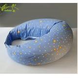 Подушка для кормления Velina Золотые зве