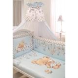 Комплект в кроватку Золотой Гусь Mika-са