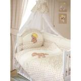 Комплект в кроватку Золотой Гусь Мишка Ц